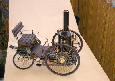 Dampfautomobil v. De Dion&Bouton (F) 1