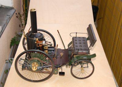 Dampfautomobil v. De Dion&Bouton (F) 2